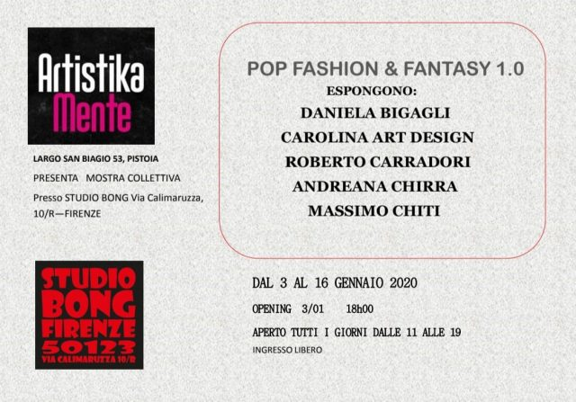Pop Fashion & Fantasy 1.0